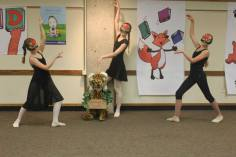 Performing at the Bloomington Public Library's Summer Reading Program. (June 2014)