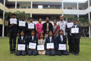 Thyagaraju Central School - Awards and Honors