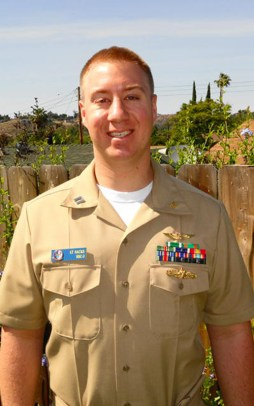 Lieutenant Chris Sacks