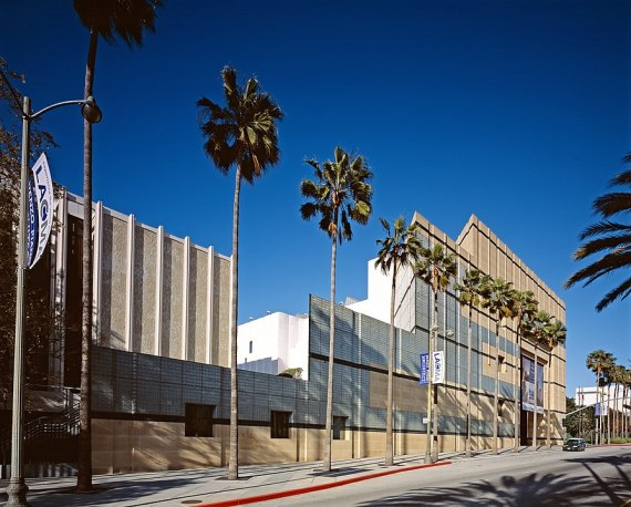 The Los Angeles County Museum of Art. Photo by Carol M. Highsmith
