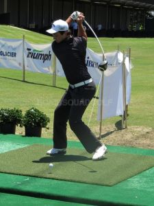 William Hinson Long Drive Champion