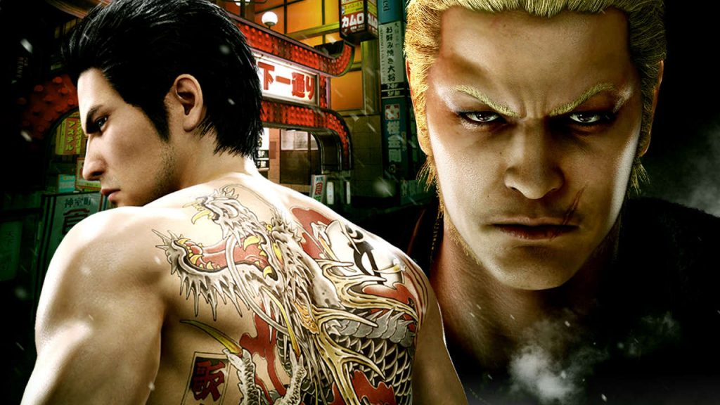 Kiryu Kazuma Tattoo: Review: Yakuza Kiwami 2: A New Dragon Tattoo Story