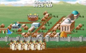 Civilization VGA in-game
