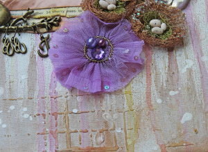 Sweet Canvas The Crafters Workshop Karen Jiles 5
