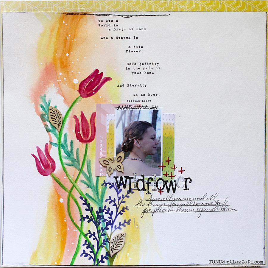 Ronda Palazzari Wildflower
