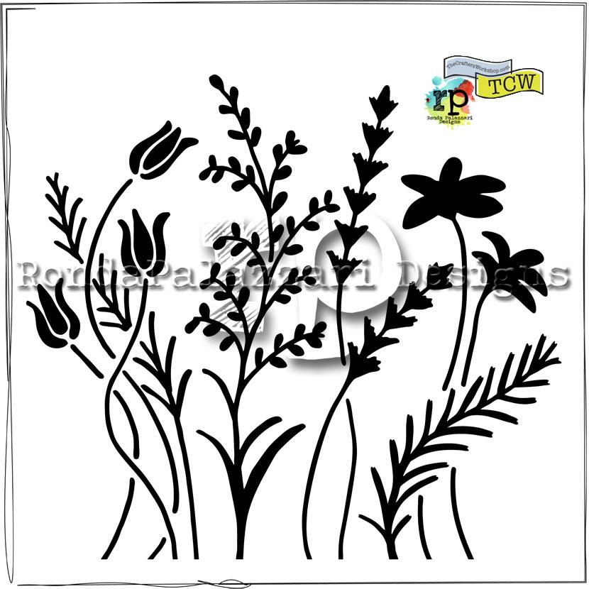 Wildflowers TCW 433