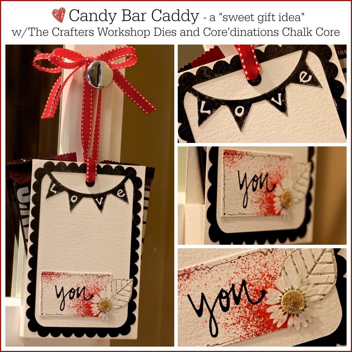 Candy Caddy by Sue Carroll