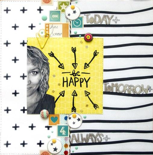 Be happy - Sanna Lippert