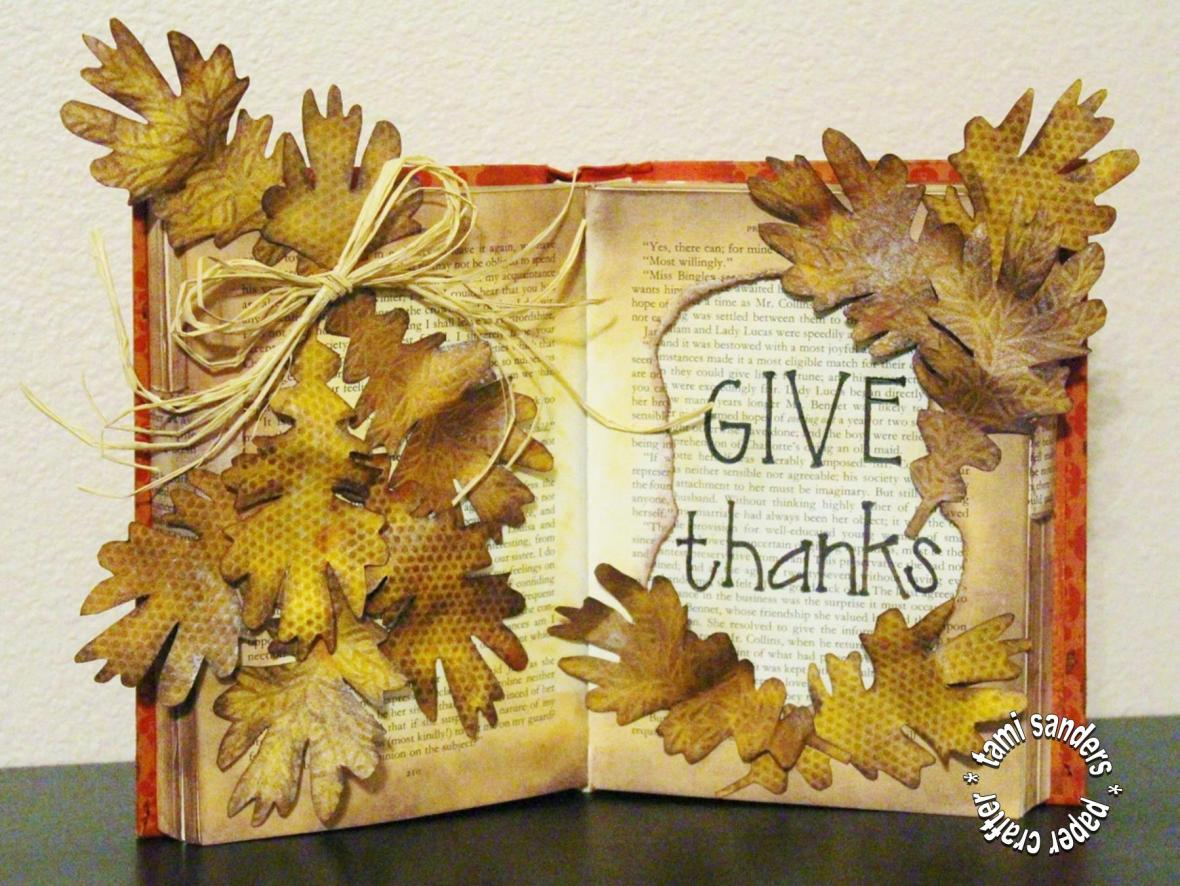 tcw give thanks book - wm