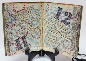 tcw - drews altered book - 11 and 12 wm