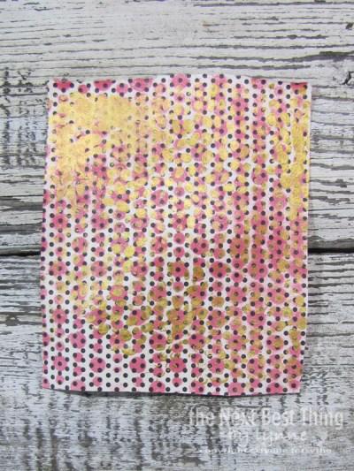 A Study of Paper by Lynne Forsythe