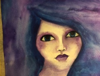 Lydell Quin The Crafters Workshop Watercolor 5