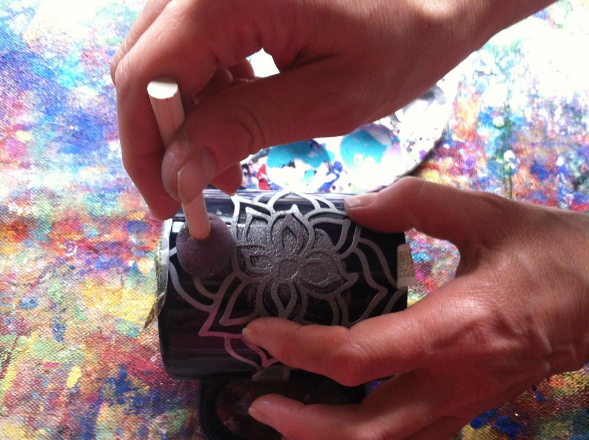 paintng mug