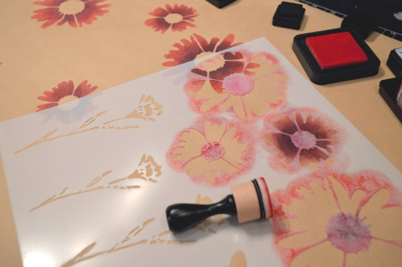 Stenciled Wrapping Paper_TCW_June 2015 (3)
