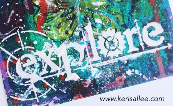 Keri Sallee The Crafter's Workshop