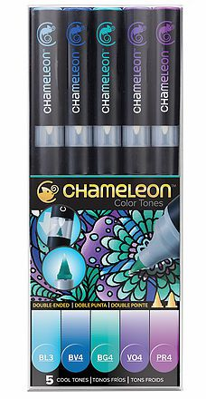 Chameleon Marker Cool Set
