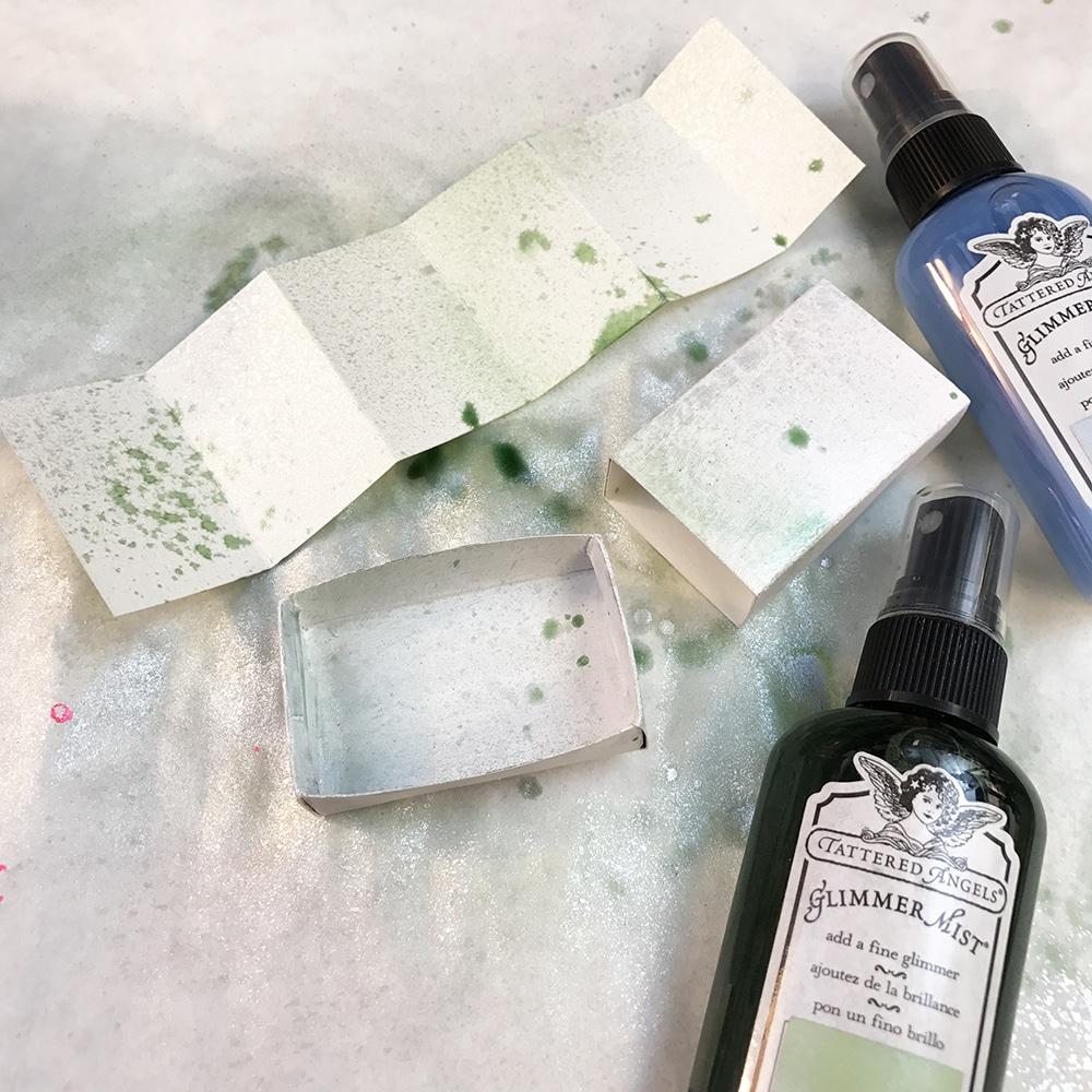 Tattered Angels Shimmer Mist Spray