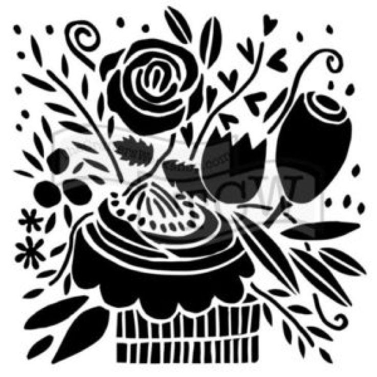 Celebration Bouquet TCW 688 by ART BY MARLENE