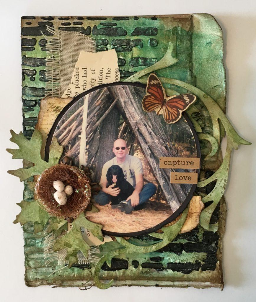 Kim Schofield, Corrugated Cardboard, Wall Hanging, TCW707