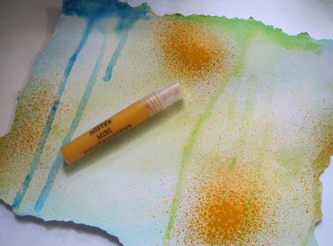 Acrylic ink in mini-mister LEFKO