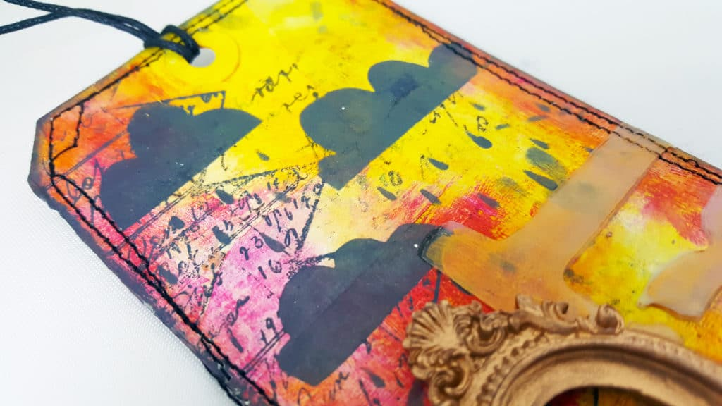 Mixed Media TAG Zoey Scrapsaurus TheCrafterWorkshop