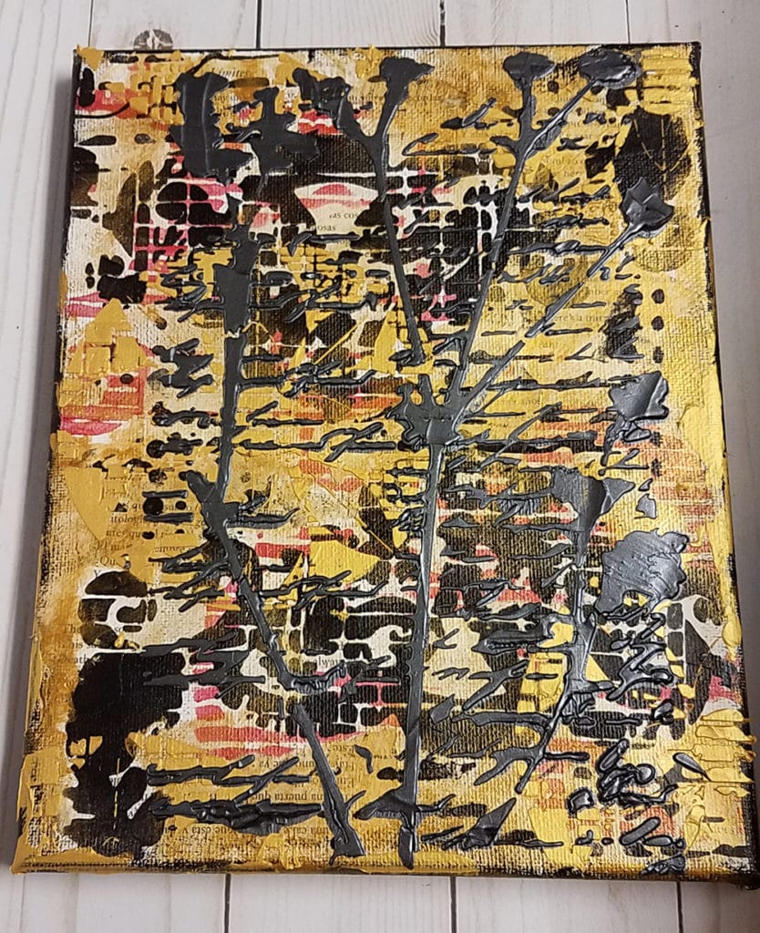 Patty_Eskridge_BLACK_AND_GOLD_CANVAS_MUSINGS_for_The_Crafter's_Workshop