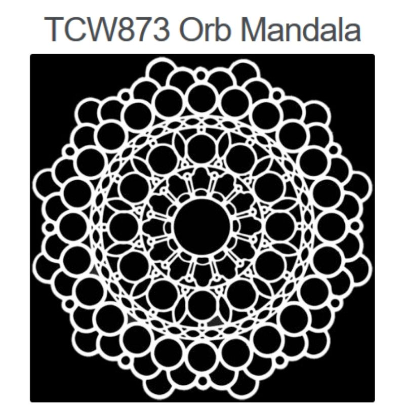 Picture of TCW873 Orb Madala