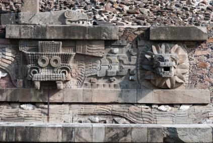 Tlaloc and Quetzalcoatl