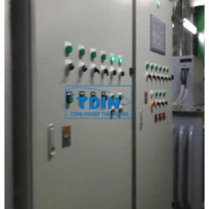 Hệ thống điều khiển dây chuyền điện hóa
