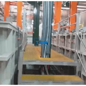 hệ thống cấp thoát nước dây chuyền điện hóa