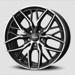 MOMO SUV  SPIDER  10,0R21 5 130 ET45  d71,5  Matt Black-Polished  [WSPB10145371]  FB max 960kg