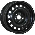 TREBL 9053 6.5×16/5×120 ET62 D65.1 Black