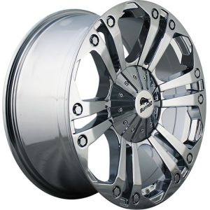 BUFFALO BW-778 9×20/5×139.7-150 ET35 D110.5 CHROME