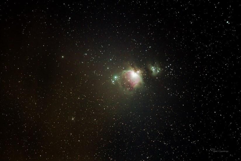 Orion Nebula by td0g