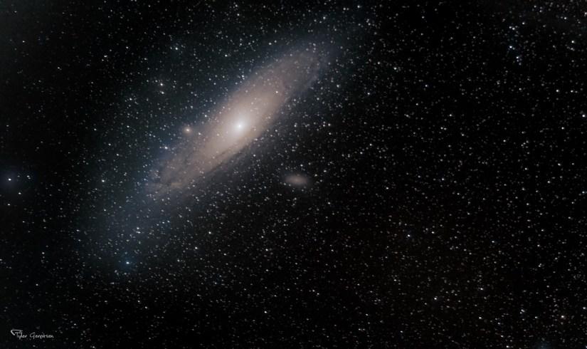Andromeda Galaxy by td0g