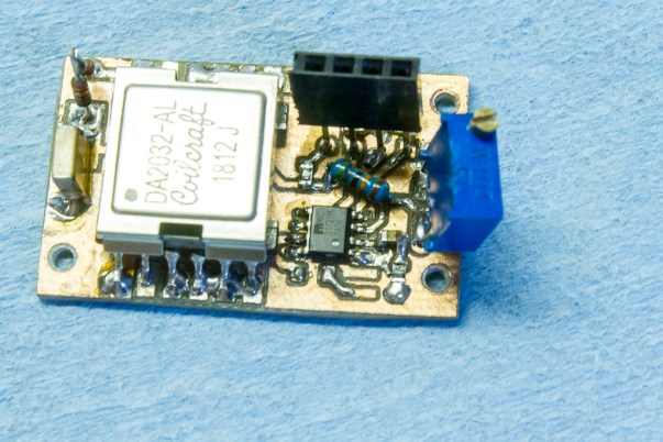 MIC3172 Capacitor Charger