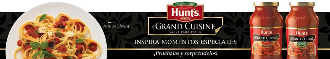 BTL Cenefa Hunt's Grand Cuisine