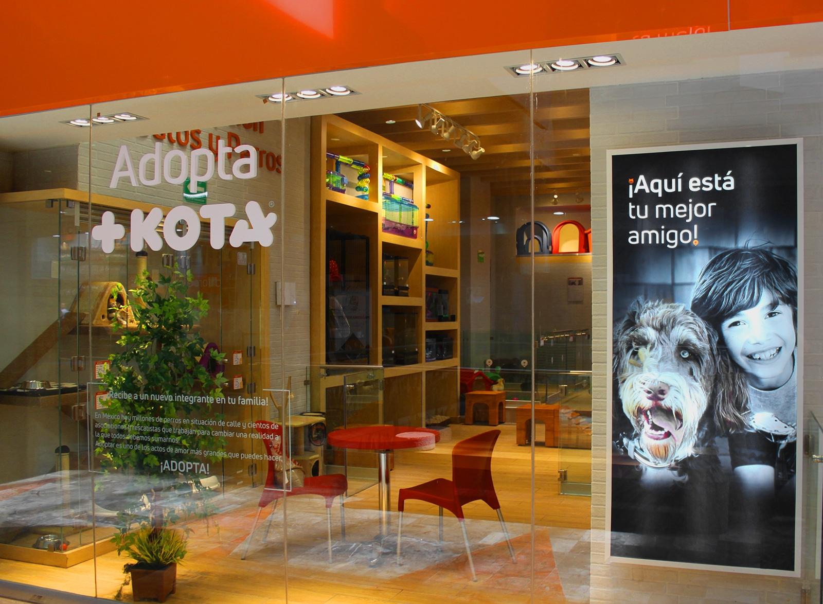 Diseño Fachada +KOTA Food