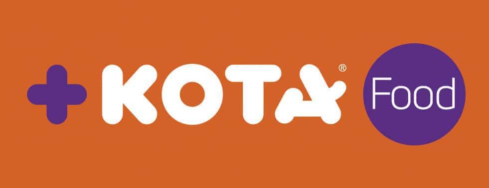 Logotipo +KOTA Food TD2 Branding
