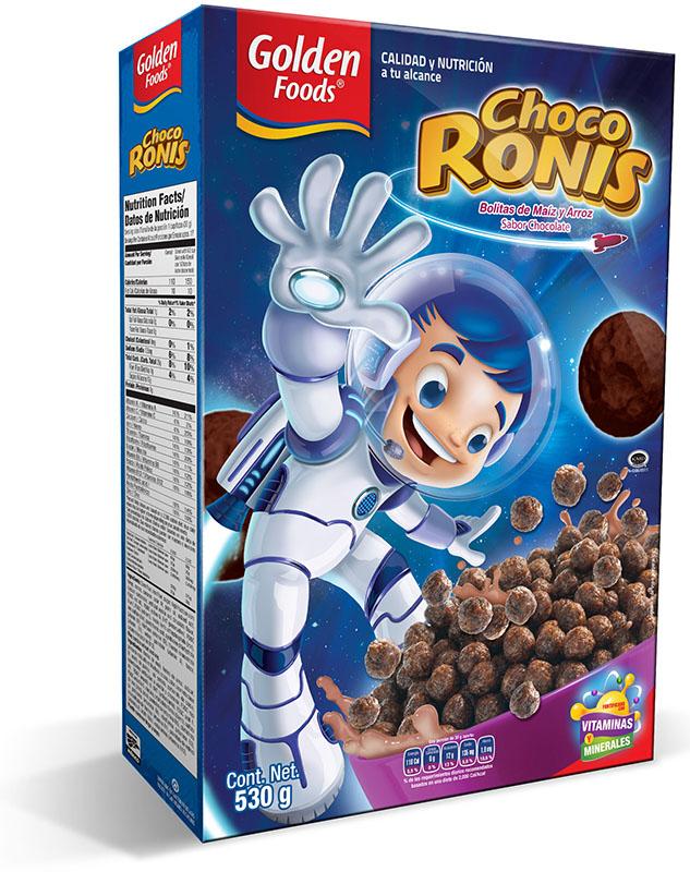 Diseño Choco Ronis