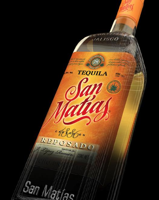 Rebranding Tequila San Matías