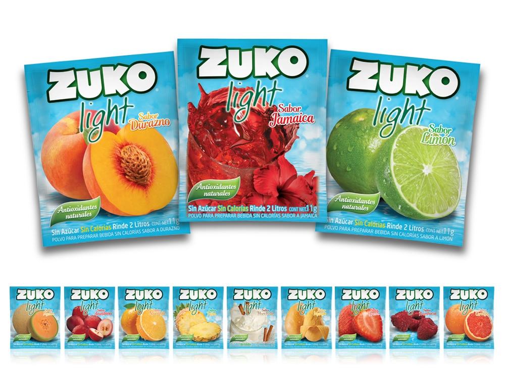 Zuko Light TD2 Branding