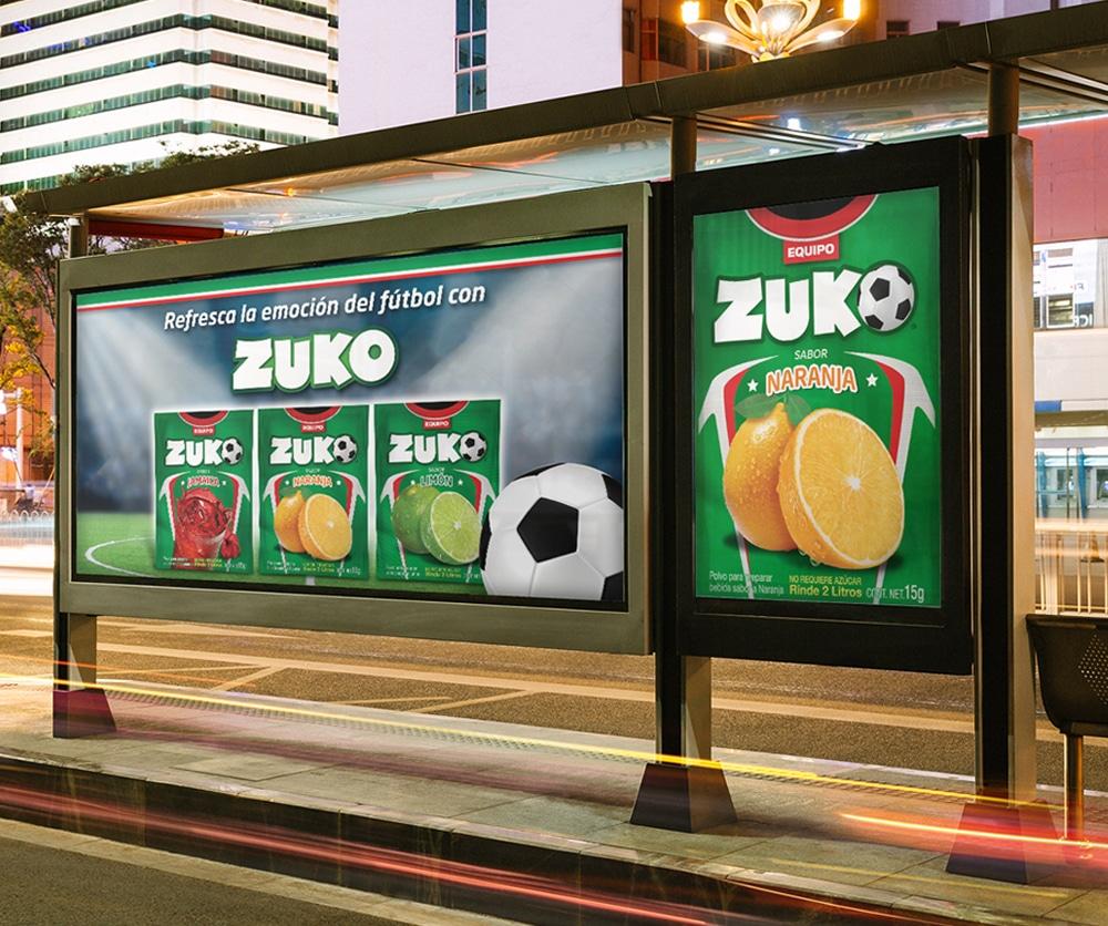 Zuko Parabus TD2 Branding