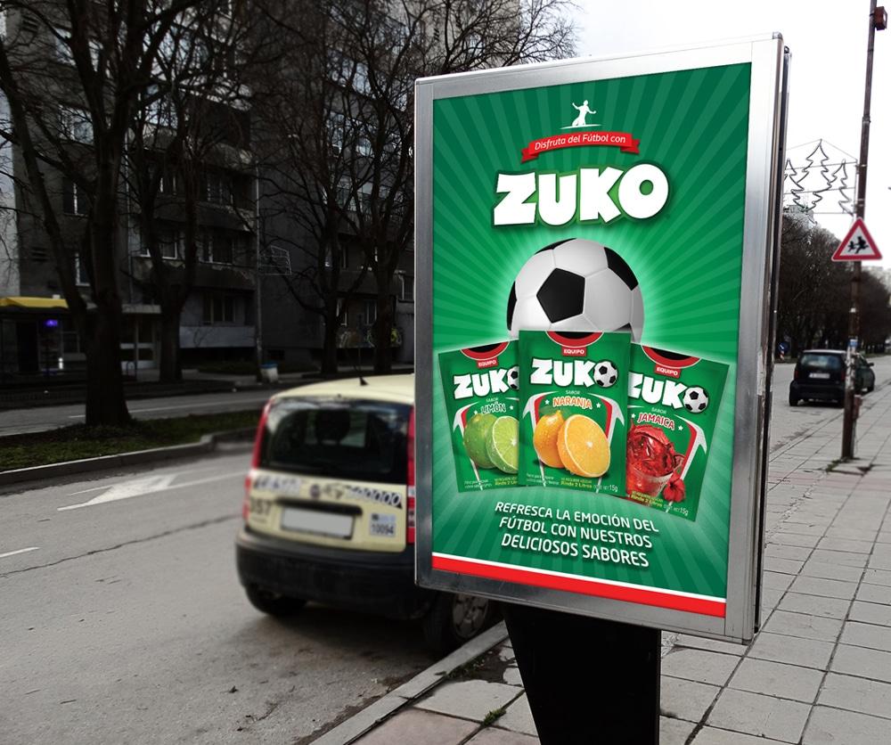 Zuko Parabus 2 TD2 Branding