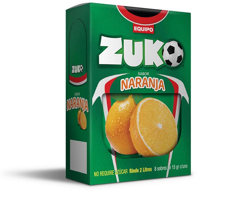Zuko Empaque Multiple TD2 Branding