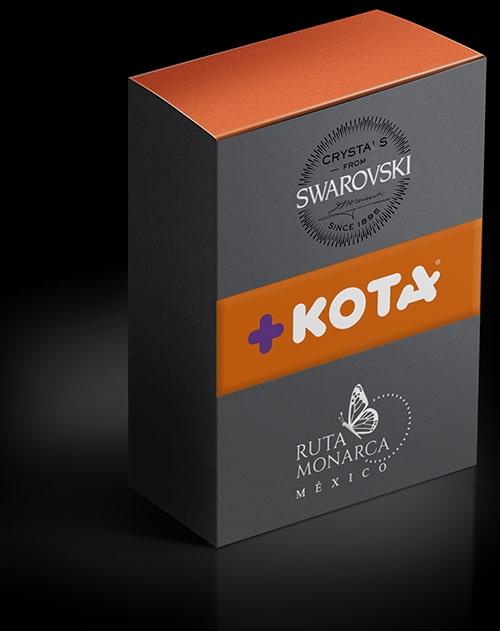 Empaque Ruta Monarca+KOTA