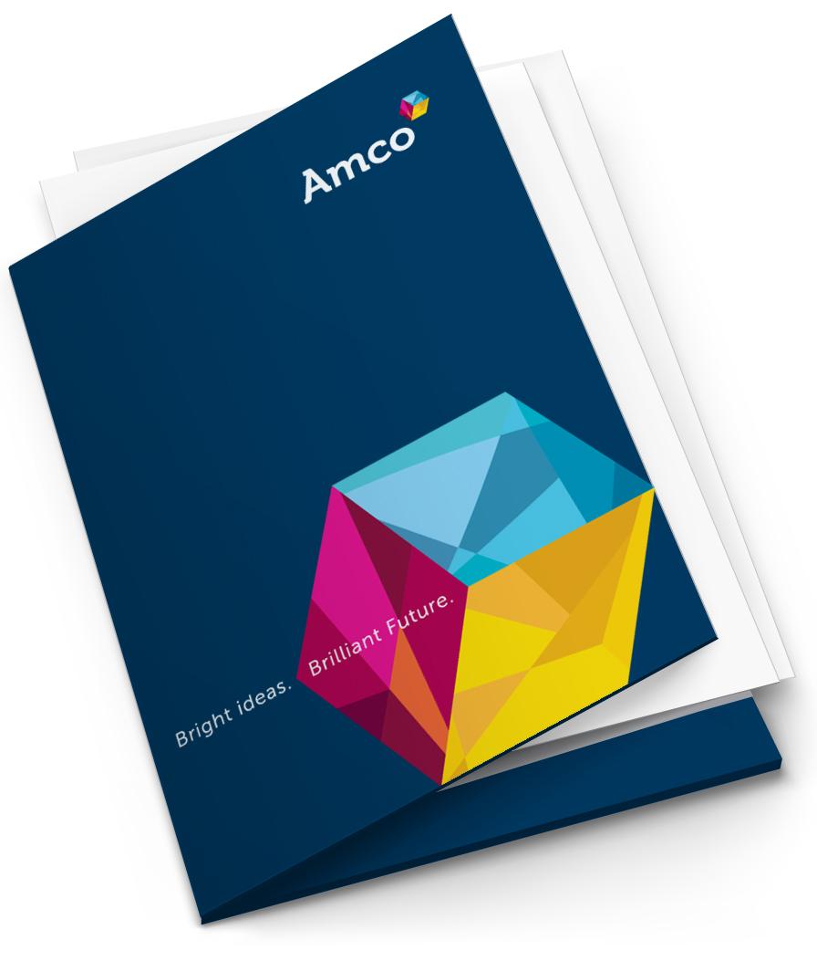 Diseño Folder Amco TD2