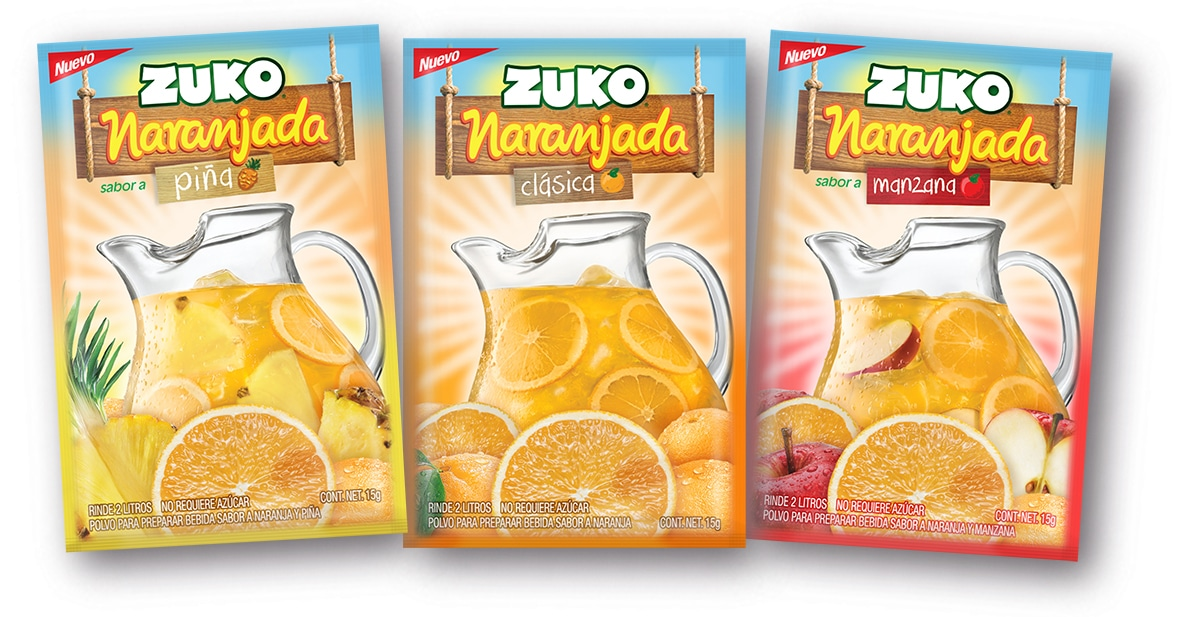 Zuko Naranjadas TD2 Branding
