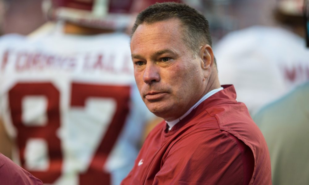 Has Butch Jones become a blessing in disguise for Alabama?