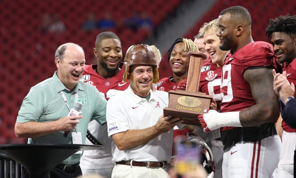 Check out what Alabama will be up to on Thanksgiving day